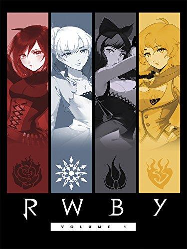 RWBY: Volume 1 [OV] (Schatten-kampf 1)
