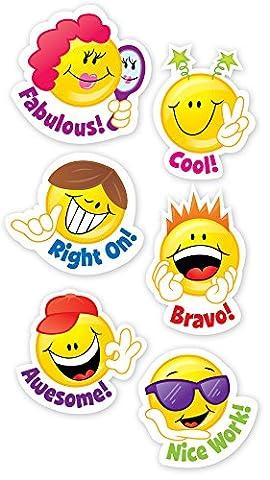 Creative Teaching Press CTP4113 Smiley Faces