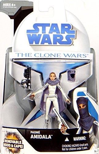 Senatorin Padme Amidala CW20 Star Wars - The Clone Wars Collection 2008 von Hasbro (Clone Wars Padme)