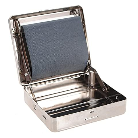 Zigarettentabak Roller Drehmaschine Box Case New