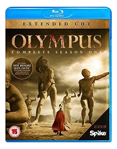 Olympus Season 1 [Blu-ray] [UK Import] (Blu-ray Olympus)