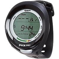 Mares Puck Pro + Ordenador de Buceo, Black, One Size