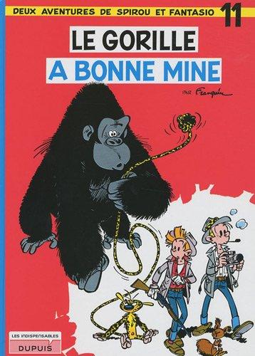 Deux aventures de Spirou et Fantasio, Tome 11 : Le gorille a bonne mine
