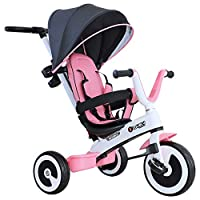 HOMCOM Baby Tricycle Children