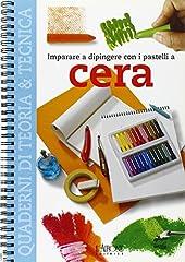Idea Regalo - Imparare a dipingere con i pastelli a cera