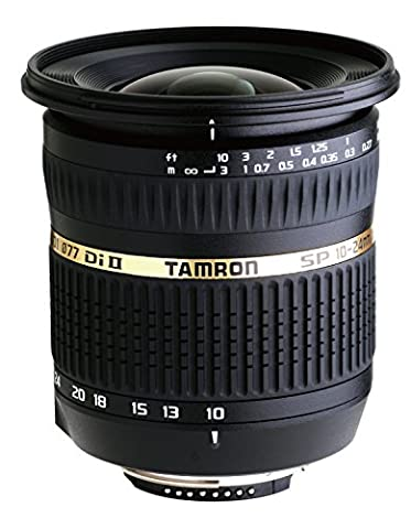 Tamron Objectif AF 10-24mm F/3,5-4,5 DI II LD IF - Monture Nikon