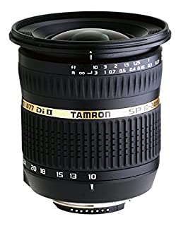 Tamron B001NII SP AF 10-24/3.5-4 - Objetivo para Nikon (Distancia Focal 10-24mm, Apertura f/3.5-4,5, Macro, diámetro: 77mm) Negro (B001FB6PJI) | Amazon price tracker / tracking, Amazon price history charts, Amazon price watches, Amazon price drop alerts