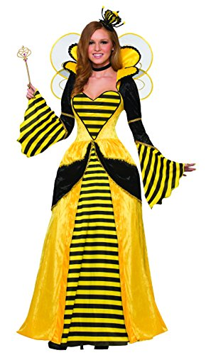 Forum Novelties Royal Queen Bee Fancy Dress Costume Standard