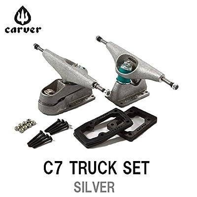 Carver C7 Truck Set Raw