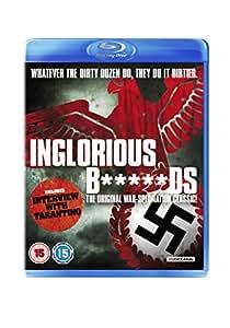 Inglorious Bastards [Edizione: Regno Unito] [Blu-ray] [Import anglais]