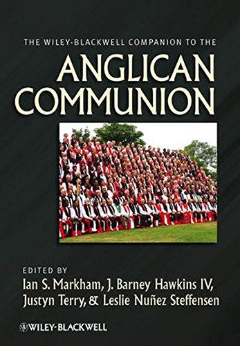 WB Companion Anglican Communio (Wiley-Blackwell Companions to Religion)