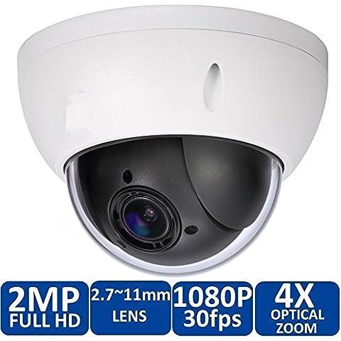 PTZ IP Camera Dahua sd22204t GN, 2Mpix, zoom 4x,, Mobile