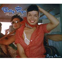 Private Girl-Spicy Music by BETTY PAGE (2001-10-02)