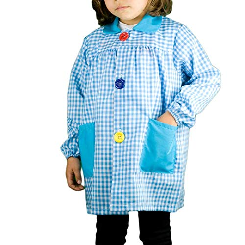 KLOTTZ - BABI CUADROS GUARDERIA niños color: TURQUESA