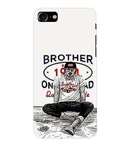 EPICCASE Swagger guy Mobile Back Case Cover For Apple iPhone 7 (Designer Case)