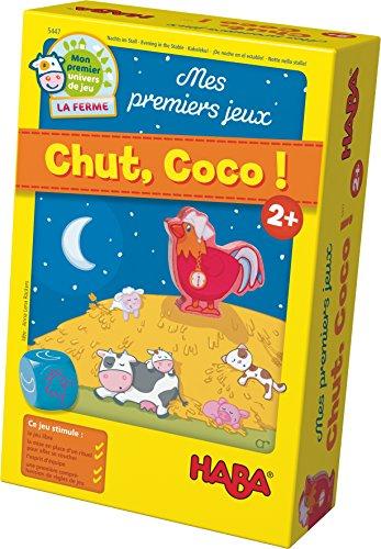 HABA- Chut-Coco-Figurine, 5447