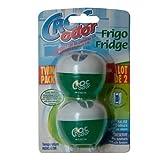 CROC ODOR TWIN PACK FRIDGE FRESH DEODORISER NEUTRALISER ODOUR FRESHENER FOOD SAFE by Croc Odor