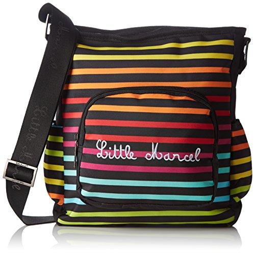 Little Marcel femme Paolo Sac bandouliere Multicolore...