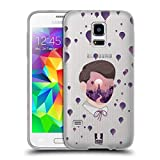 Head Case Designs Fantasie Palast Landschaft Portrait Soft Gel Hülle für Samsung Galaxy S5 Mini