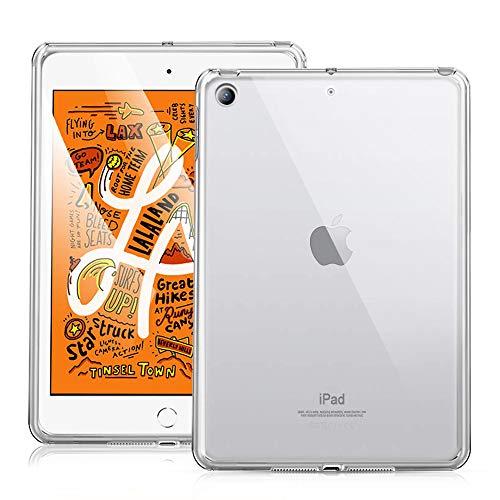 laxikoo iPad Mini 5 Hülle, iPad Mini 5 Schutzhülle Ultradünne Smart Case Cover Hülle für 7.9 Zoll iPad Mini 5 2019