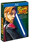 The Clone Wars Temp. 5 Bluray
