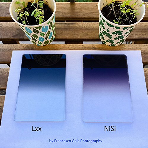 Top NiSi 180X210mm Square Graduated Neutral Density Filter,Soft nano IR ND8(0.9),ND 3 Stops 180mm System Optical Glass Filter specially for Canon Lens EF 11-24 f/4 L USM on Line