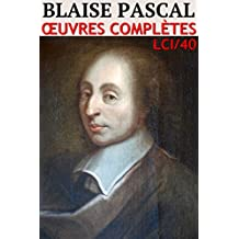 Pascal - Oeuvres (40)