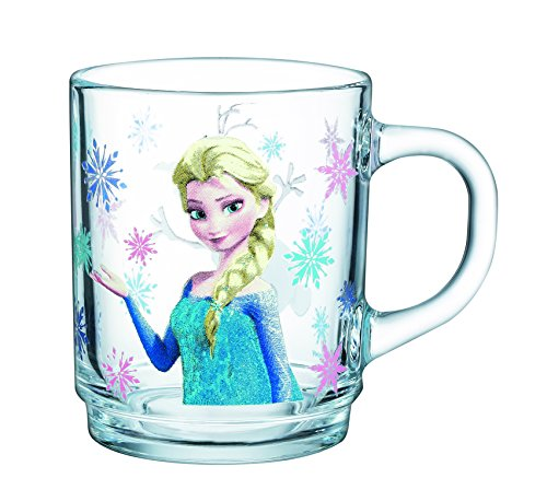 Luminarc 8011579 La Reine des Neiges Mug Verre Transparent 25 cl