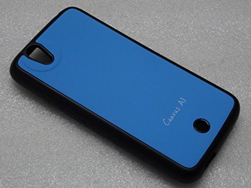 Techno TrendZ Premium Back Case For Micromax Canvas A1 Android One (Blue)