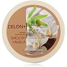 DELON Intense Moisturizing Smooth Vanilla Body Butter 6.9 Oz