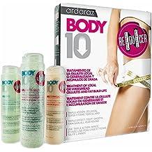 BODY10 REDUCER, crema reductora, crema reafirmante. Tratamiento anticelulítico Triple Acción ALTA EFICACIA PROBADA