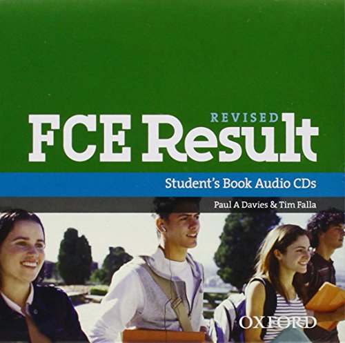 Revised FCE Result: First Certificate in English Result Class: CD (2) (Revised) (First Result)