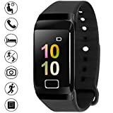 #7: Bigowl Smart Fitness Watch Band, Smart Wristband Bracelet for Bluetooth Andriod and iOS