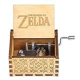 Mikolot Spieluhr, Holz, mit Handkurbel, TV-Serie Legend of Zelda