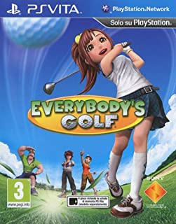 Everybody's Golf [import italien] (B0069S6AP6) | Amazon Products