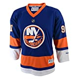 Reebok John Tavares Youth Jeunes New York Islanders NHL Blue Replica Jersey