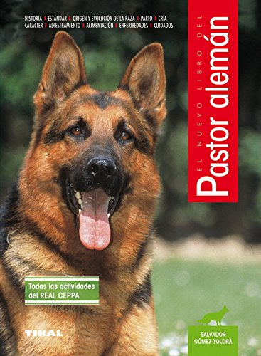 Perro Pastor Aleman (Pastor Alemán) por Salvador Gomez-Toldra