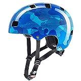 Uvex Bike Helmets Bike Helmets, Blue Camo, 55-58
