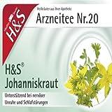 H&S JOHANNISKRAUT 20St Filterbeutel PZN:2486136