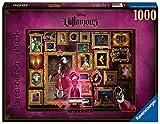 Ravensburger Villainous: Captain Hook Puzzle 1000 Pezzi - Disney, Multicolore, 15022
