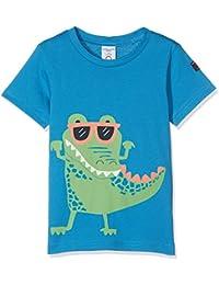 Polarn O. Pyret Crocodile Print, T-Shirt Garçon