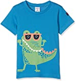 Polarn O. Pyret Boy's Crocodile Print T-Shirt