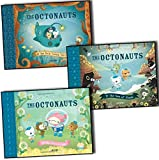 Picture Of The Octonauts 3 Books Collection Pack Set, (the Octonauts and the Only Lonely Monster, the Octonauts and the Sea of Shade, The Octonauts and the Frown Fish)