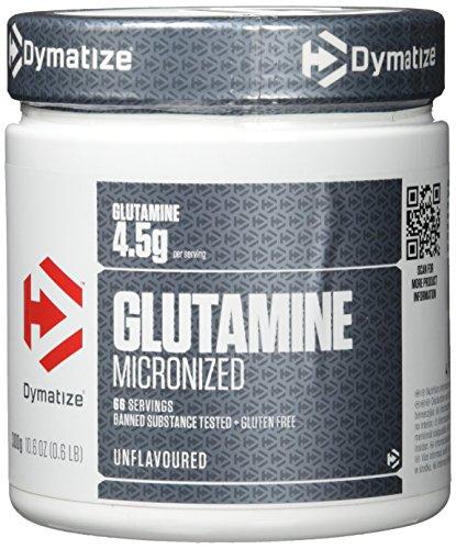 Dymatize Glutamin Micronized Unflavoured Powder 300g