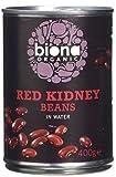 Biona Organic Red Kidney Beans, 400 g