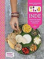 Inde - Toutes les bases de la cuisine indienne de Sandra Salmandjee