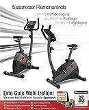 Sportstech Ergometer EX500, flüsterleise - 5