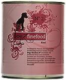 Dogz finefood Hundefutter No.2 Rind 800 g, 6er Pack (6 x 800 g)