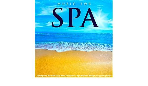 Sea wave beauty spa