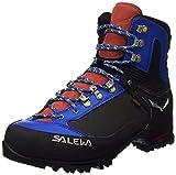 Salewa Herren MS Raven 2 Gore-Tex Trekking-& Wanderstiefel, Blau (Mayan Blue/Papavero 8592), 46 EU